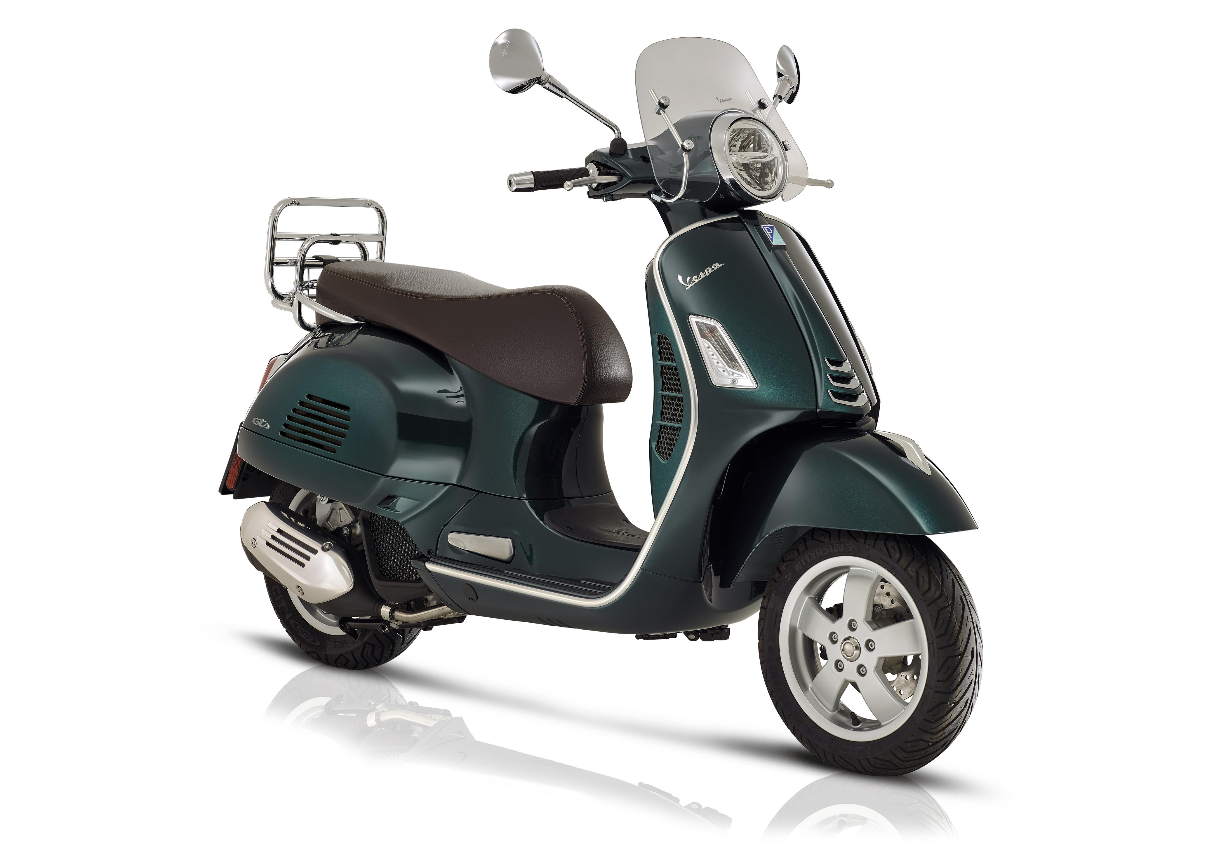 Verbazingwekkend Vespa Primavera 125 Touring Donker Groen scooter kopen bij Central IW-57
