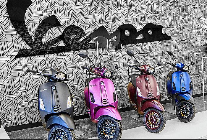 scooter merken