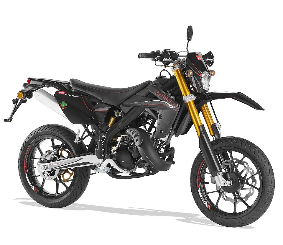 Rieju MRT50 SM Pro zwart