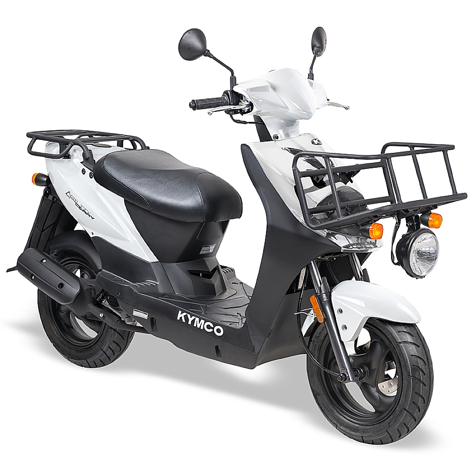 Kymco Agility Carry Euro5 Wit