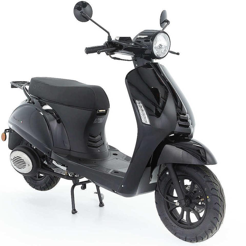 DTS Verona Euro 5 glans zwart