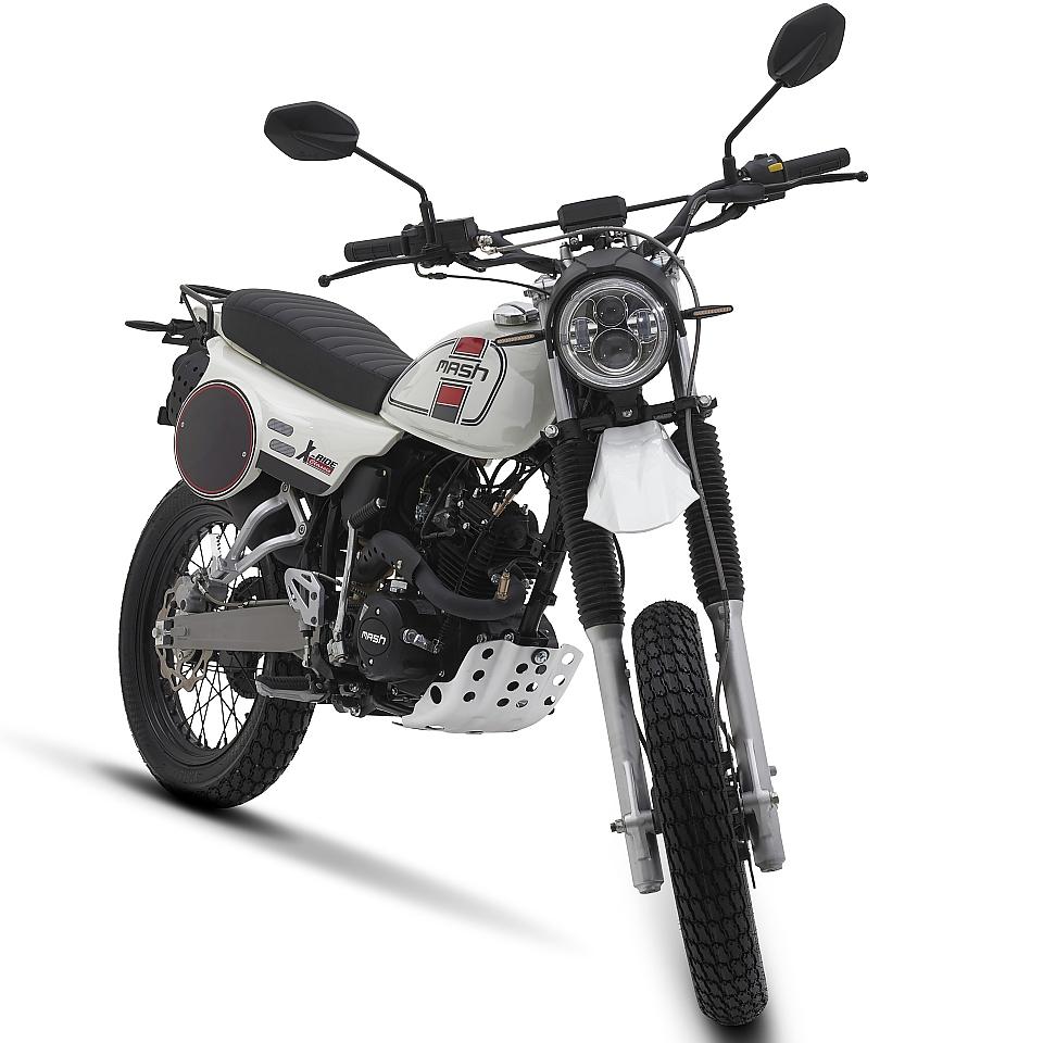 Mash X-Ride Euro 5 wit