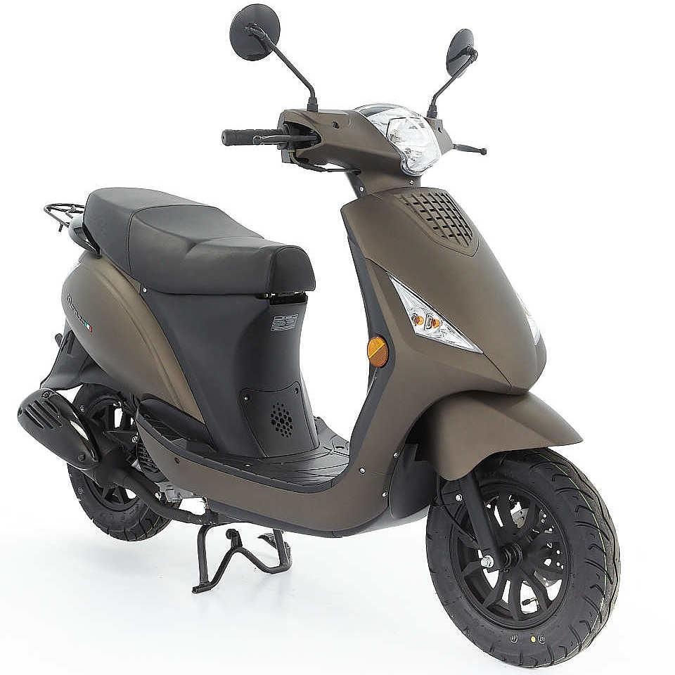 DTS Verona Euro 5 Mat Titanium