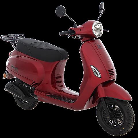 agm vx50i euro 5 rood