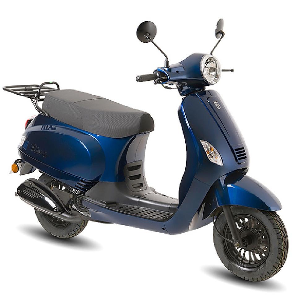 BTC Riva 1 EFI Euro5  Blauw
