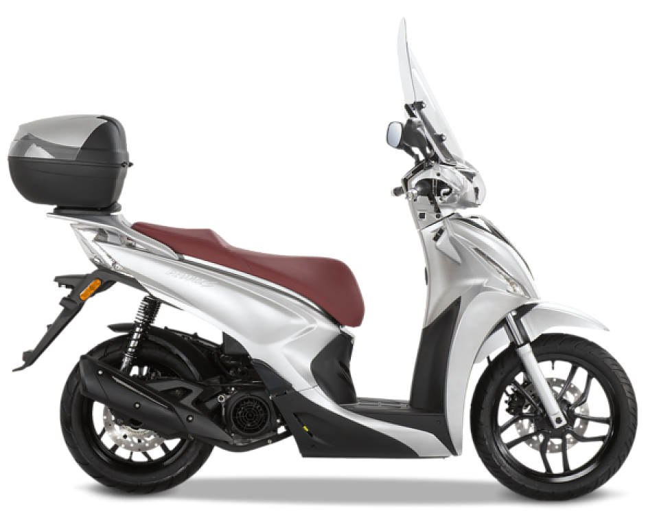 Kymco New People S Euro5 Mat Zilver
