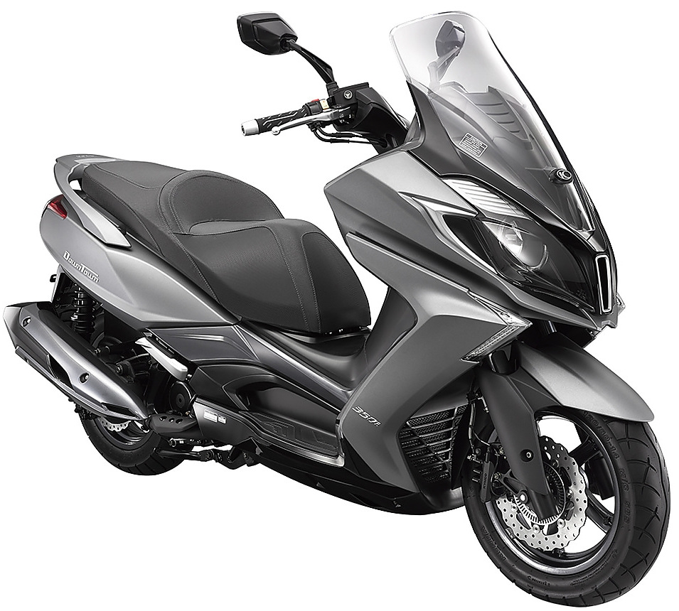 Kymco New Downtown 350 incl Noodoe